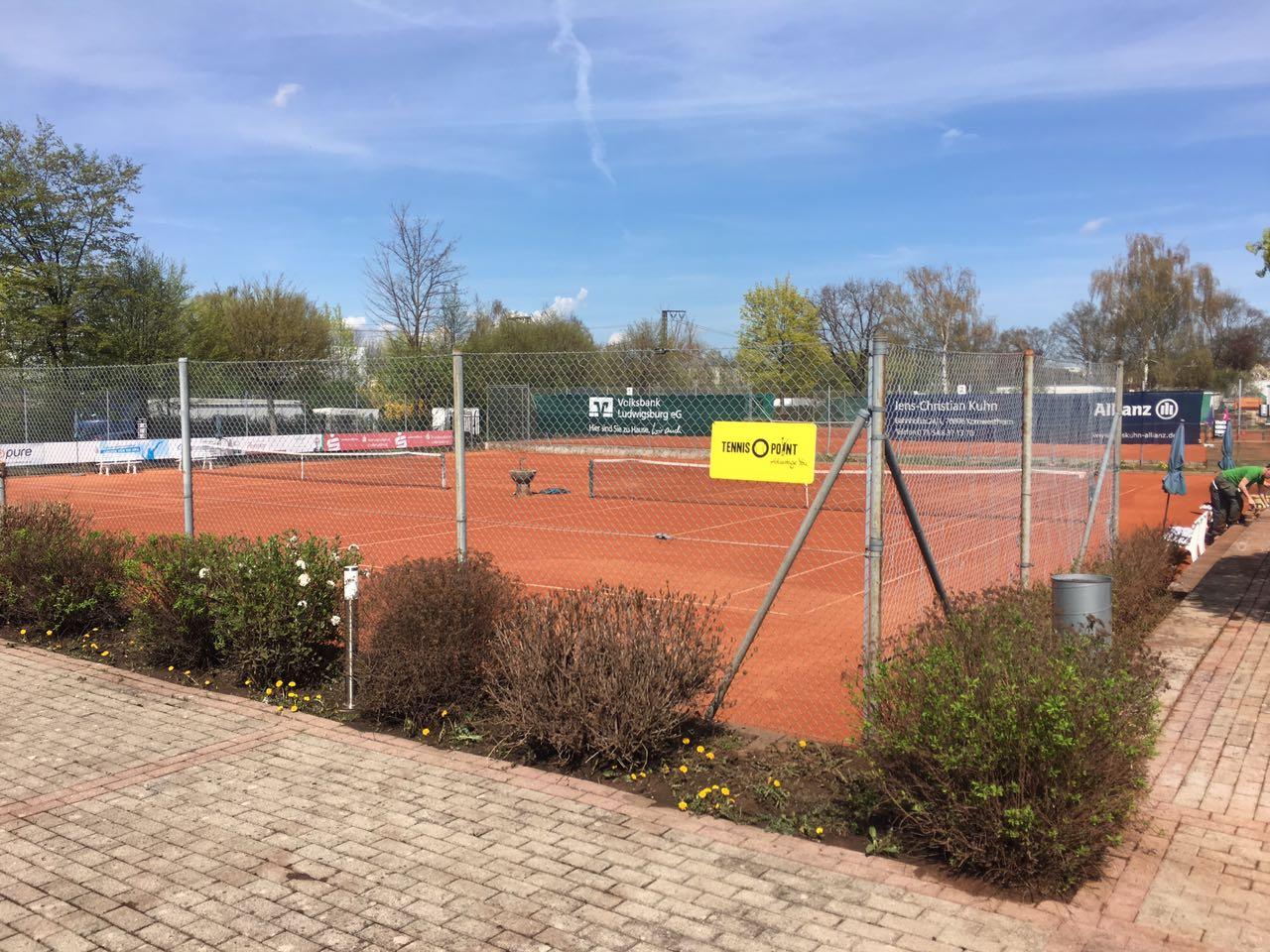 Tennishalle Kornwestheim